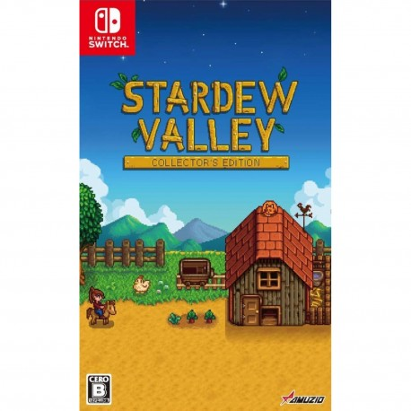 Oizumi Amuzio Stardew Valley NINTENDO SWITCH