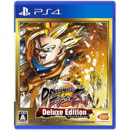 Bandai Namco Games Dragon Ball FighterZ Deluxe Edition SONY PS4 PLAYSTATION 4