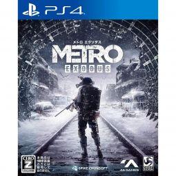 Spike Chunsoft Metro Exodus SONY PS4 PLAYSTATION 4