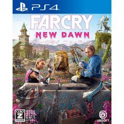 Ubisoft Far Cry New Dawn SONY PS4 PLAYSTATION 4