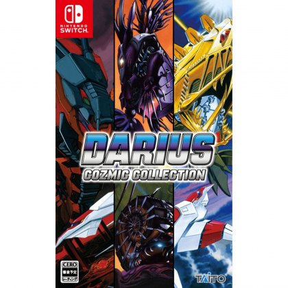 Taito Darius Cozmic Collection NINTENDO SWITCH