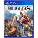 Bandai Namco Games One Piece World Seeker SONY PS4 PLAYSTATION 4