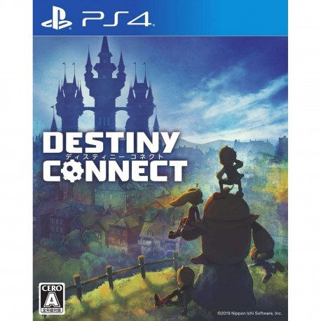 Nippon Ichi Software Destiny Connect SONY PS4 PLAYSTATION 4