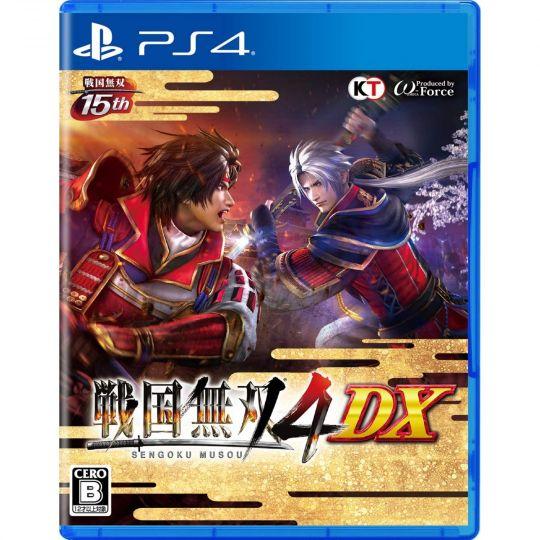 Koei Tecmo Games Sengoku Musou 4 DX SONY PS4 PLAYSTATION 4