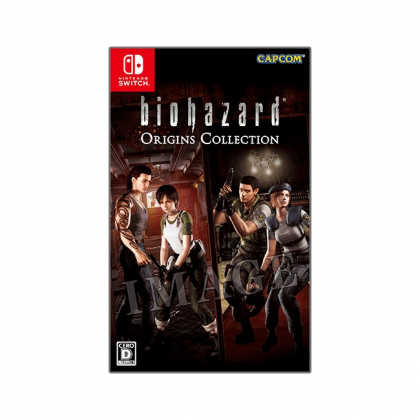 Capcom BioHazard  Origins Collection NINTENDO SWITCH