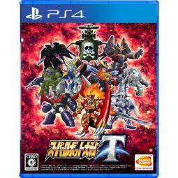 Bandai Namco Games Super Robot Taisen T SONY PS4 PLAYSTATION 4