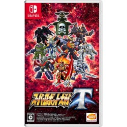 Bandai Namco Games Super Robot Taisen T NINTENDO SWITCH