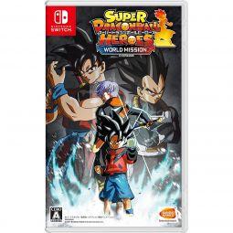 Bandai Namco Games Super Dragon Ball Heroes World Mission NINTENDO SWITCH