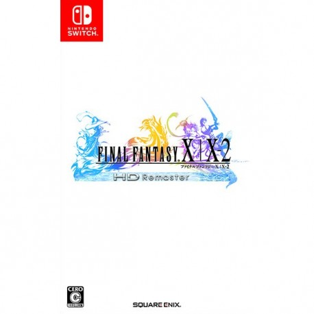 Square Enix Final Fantasy X / X-2 HD Remaster NINTENDO SWITCH