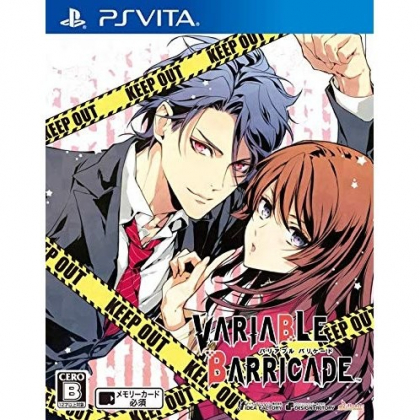 Idea Factory Variable Barricade PS Vita SONY Playstation