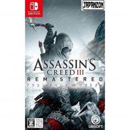 Ubisoft Assassin's Creed III Remastered NINTENDO SWITCH