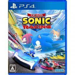 Sega Team Sonic Racing SONY PS4 PLAYSTATION 4