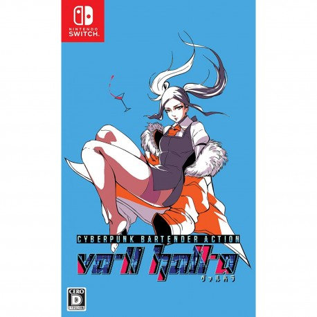 Playism VA-11 Hall-A NINTENDO SWITCH