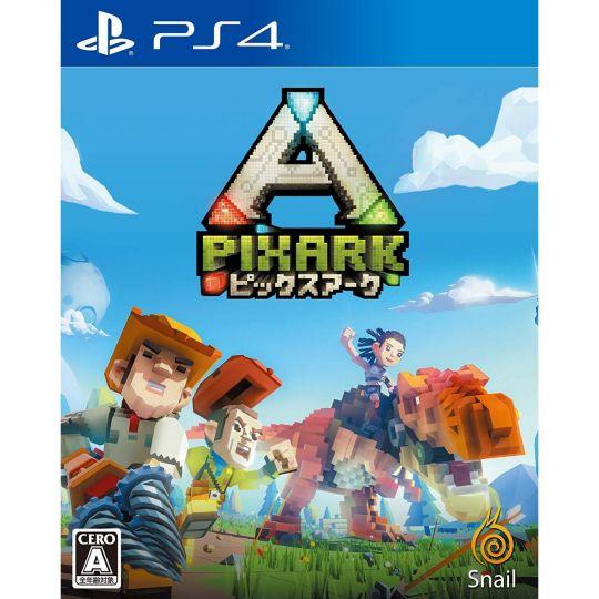 Spike Chunsoft PixARK SONY PS4 PLAYSTATION 4