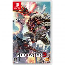 Bandai Namco Games God Eater 3 NINTENDO SWITCH