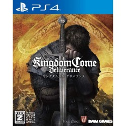 DMM GAMES Kingdom Come Deliverance SONY PS4 PLAYSTATION 4
