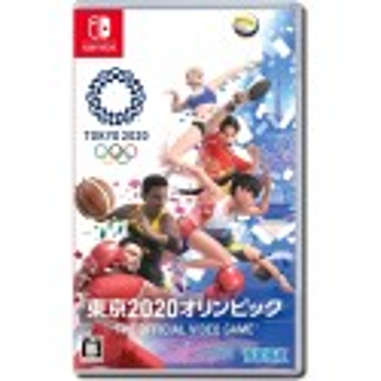 Sega Olympic Games Tokyo 2020 NINTENDO SWITCH