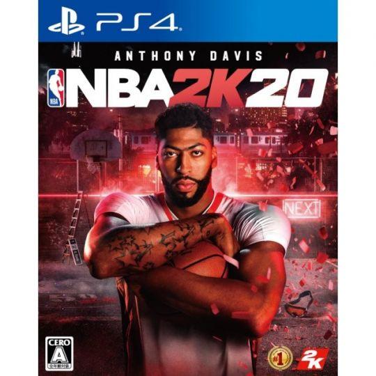 2K Games NBA 2K20 SONY PS4 PLAYSTATION 4