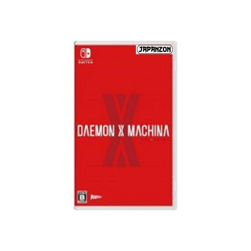 MARVELOUS DAEMON X MACHINA NINTENDO SWITCH