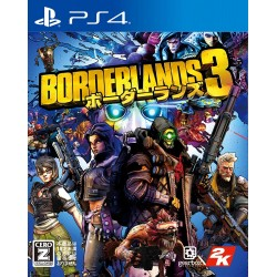 2K GAMES BORDERLANDS 3 SONY PS4 PLAYSTATION 4