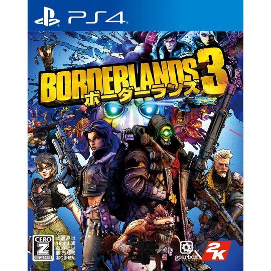 2K GAMES BORDERLANDS 3 SONY PS4 PLAYSTATION 4
