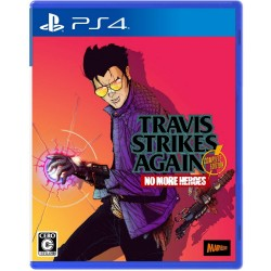 MARVELOUS TRAVIS STRIKES AGAIN NO MORE HEROES SONY PS4