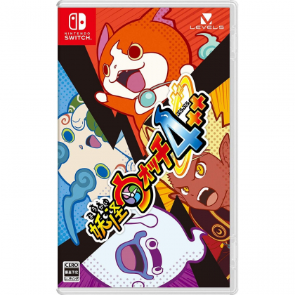 LEVEL 5 YOKAI WATCH 4++ NINTENDO SWITCH