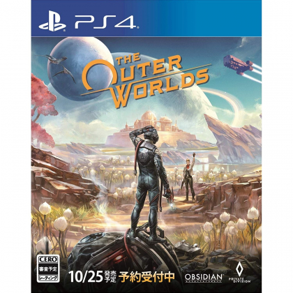TAKE-TWO INTERACTIVE THE OUTER WORLDS SONY PS4 PLAYSTATION 4