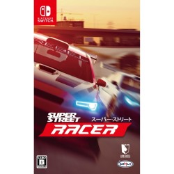 KEMCO SUPER STREET RACER NINTENDO SWITCH REGION FREE JAPANESE VERSION
