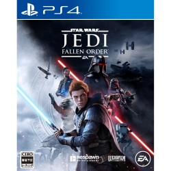 EA STAR WARS JEDI FALLEN ORDER SONY PS4 PLAYSTATION 4 REGION FREE JAPANESE VERSION