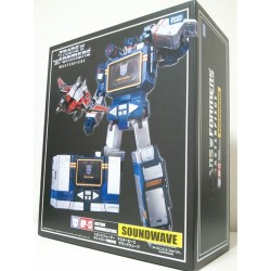 Takara Tomy Transformers Masterpiece MP13 Soundwave