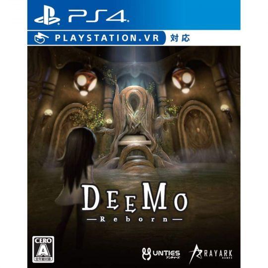 RAYARK INC Deemo Reborn VR SONY PS4 PLAYSTATION 4 REGION FREE