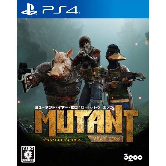 3GOO Mutant Year Zero Road to Eden SONY PS4 PLAYSTATION 4 REGION FREE