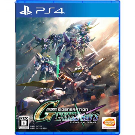 Bandai Namco SD Gundam G Generation Cross Rays SONY PS4 PLAYSTATION 4