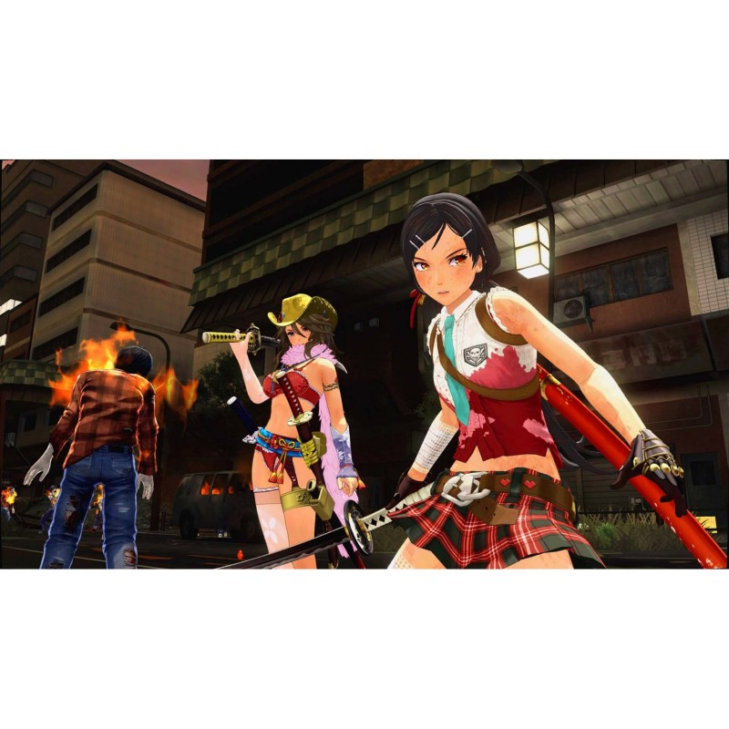 D3 Publisher Onechanbara Origin Sony Ps4 Playstation 4 Japanzon Com