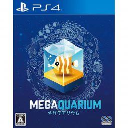 Chorus Worldwide Megaquarium SONY PS4 PLAYSTATION 4