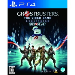 H2 Interactive Ghostbusters The Video Game Remastered SONY PS4 PLAYSTATION 4