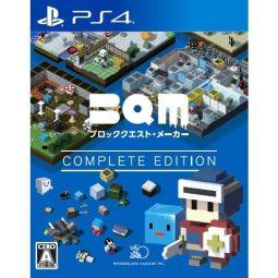 Wonderland Kazakiri inc BQM BlockQuest Maker SONY PS4 PLAYSTATION 4