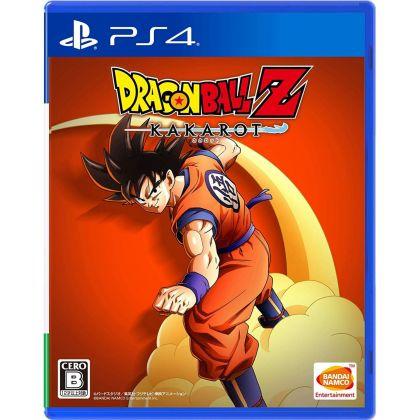 Bandai Namco Games Dragon Ball Z Kakarot PS4 PLAYSTATION 4