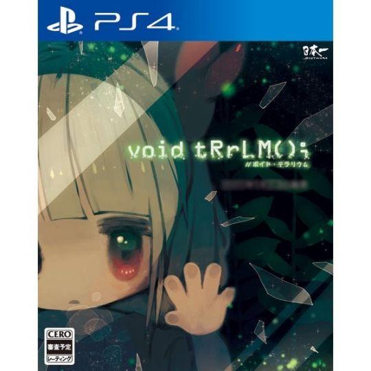 Nippon Ichi void tRrLM Void Terrarium PS4 PLAYSTATION 4