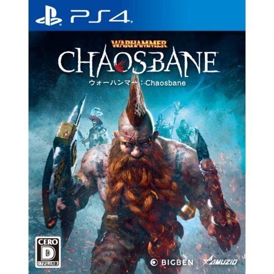 Oizumi Amuzio Warhammer Chaosbane PS4 PLAYSTATION 4
