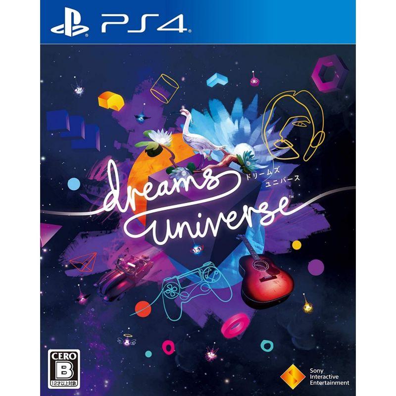 Dreams Universe SONY PS4 PLAYSTATION 4