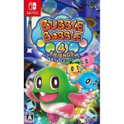 Taito Bubble Bobble 4 Friends Nintendo Switch