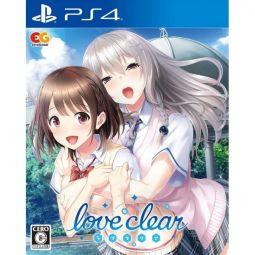 Entergram Love Clear SONY PLAYSTATION 4