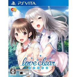 Entergram Love Clear SONY PLAYSTATION VITA