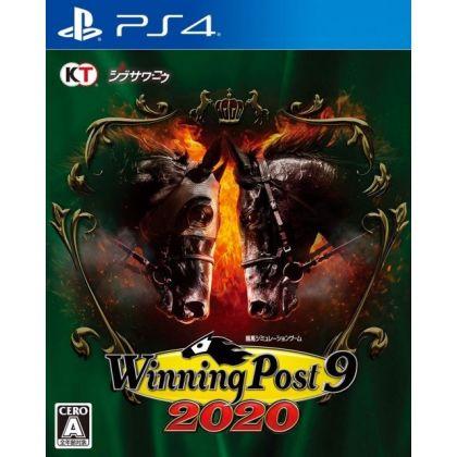 Koei Tecmo Games Winning Post 9 2020 SONY PLAYSTATION4