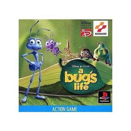 Konani a bug's life Sony Playstation Ps one
