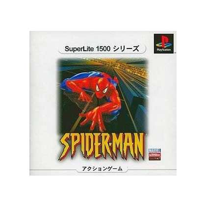 Success Super Lite 1500 Spider Man Sony Playstation Ps one