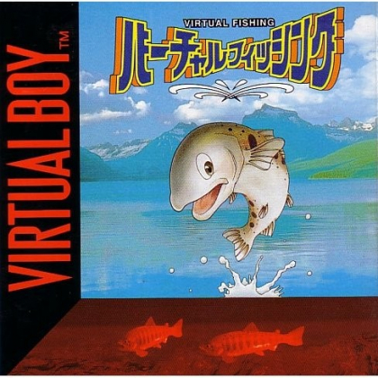 Virtual Fishing Virtual Boy Nintendo