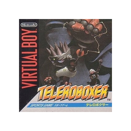 Teleroboxer Virtual Boy Nintendo